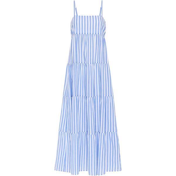 SEAFOLLY Damen Kleid Stripe Tiered Dress