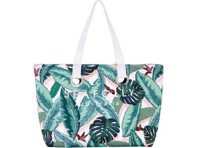 SEAFOLLY Damen Strandtasche Blau