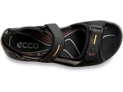 ECCO Herren Trekkingsandale Offroad Yucatan Schwarz