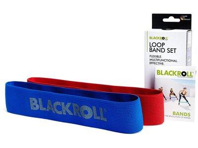 BLACKROLL® Fitnessband INTERSPORT LOOP BAND SET Bunt