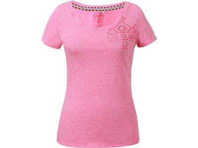 TORSTAI Damen T-Shirt KROATIA Pink