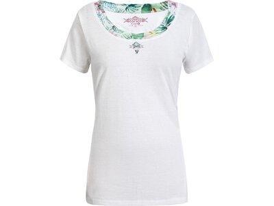 TORSTAI Damen T-Shirt Weiß