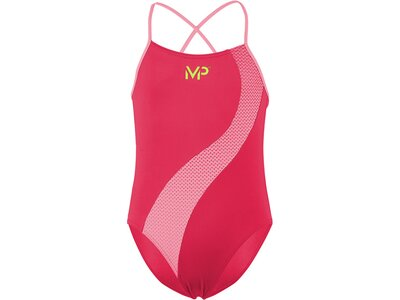 MICHAEL PHELPS Kinder Badeanzug LUMY Pink