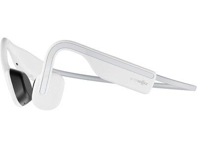 AFTERSHOKZ Kopfhörer Openmove Alpine White Weiß