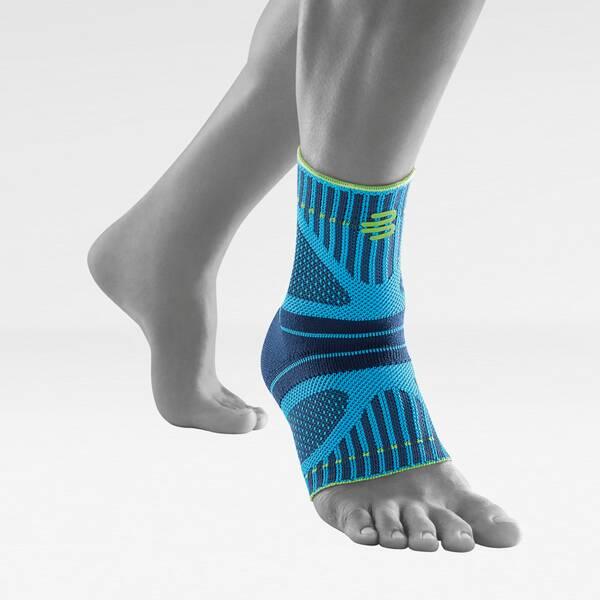BAUERFEIND Sprunggelenkbandage, Sportbandage Fuß Sports Ankle Support Dynamic