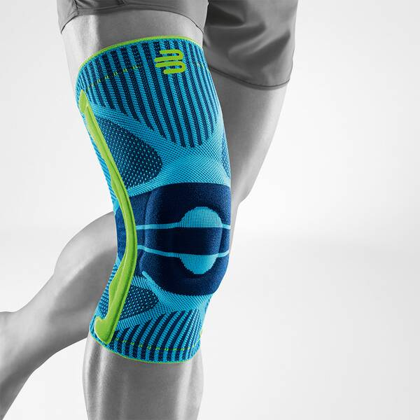 BAUERFEIND Kniebandage, Bandage Knie Sports Knee Support
