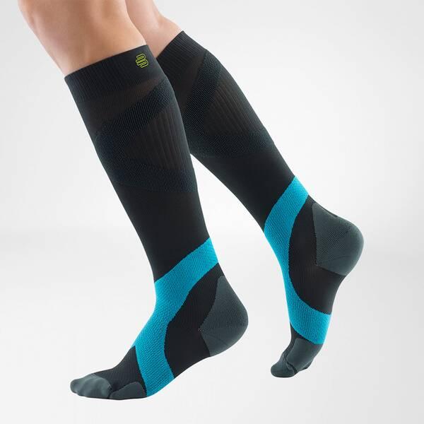 BAUERFEIND SPORTS Sportsocken  Sports Compression Socks Ball&Racket (long)