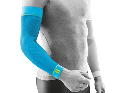 BAUERFEIND SPORTS Sleeves Sports Compression Sleeves Arm (extra-long) Grau