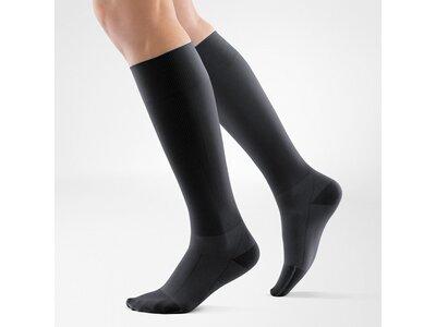 BAUERFEIND SPORTS Sportsocken Sports Compression Socks Run&Walk (long) Grau