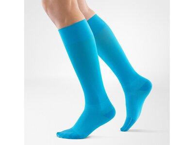 BAUERFEIND SPORTS Sportsocken Sports Compression Socks Run&Walk (long) Blau