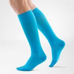 BAUERFEIND SPORTS Sportsocken  Sports Compression Socks Run&Walk (long)