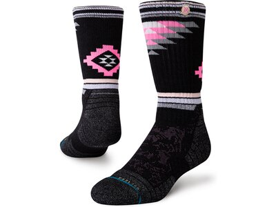 STANCE Kinder Socken RUBY VALLEY CREW Rot