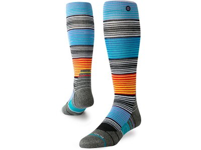 STANCE Herren Socken WOLF CROSSING Blau