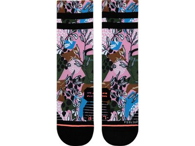 STANCE Kinder IVY LEAGUE CREW Pink