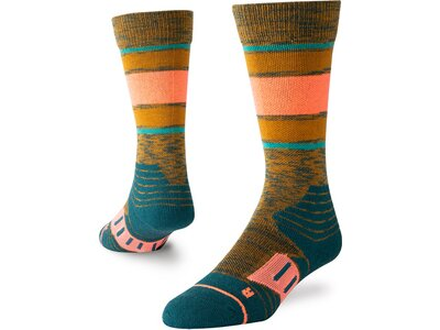 STANCE Herren Socken HEROINE Orange