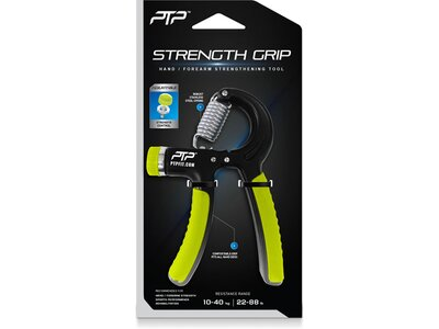 PTP Strength Grip Schwarz