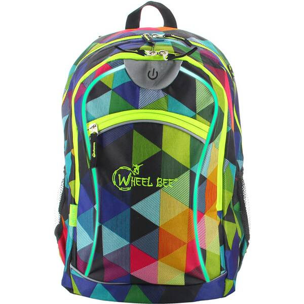 Wheel Bee® Backpack Night Vision - Multicolor