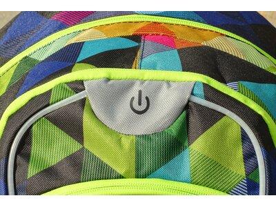 Wheel Bee® Backpack Night Vision - Multicolor Grau