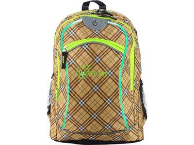 Wheel Bee® Backpack Night Vision - Brown Braun
