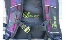 Vorschau: Wheel Bee® Backpack Night Vision - Purple