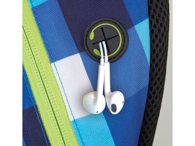 Wheel Bee® Backpack Night Vision - Blue/White Blau