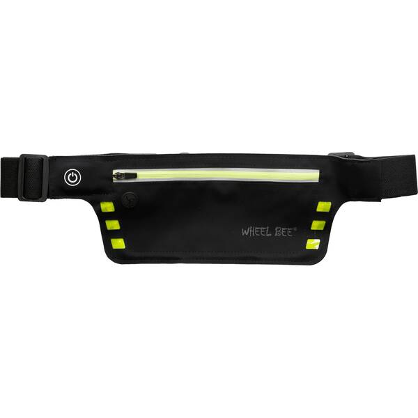 Wheel Bee® Running Waistbag Night Runner
