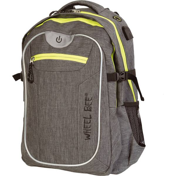 Wheel Bee® Backpack Revolution - Grey