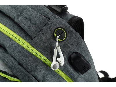 Wheel Bee® Backpack Revolution - Grey Braun
