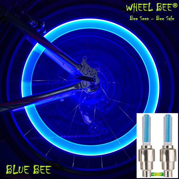 WHEEL BEE LED Bicycle Lights