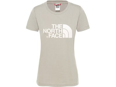 "THENORTHFACE Damen T-Shirt ""Easy Tee"" Silber"