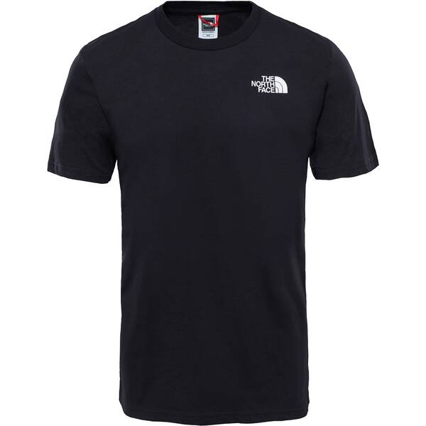 THE NORTH FACE Herren Shirt M S/S SIMPLE DOME TE