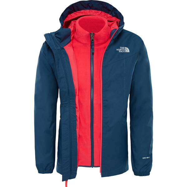 THE NORTH FACE Kinder Doppeljacke G ELIANA RAIN TRI JC