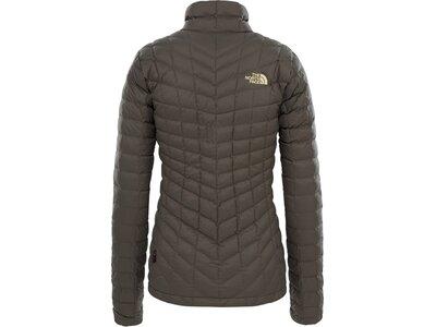 THE NORTH FACE Damen Thermojacke / Steppjacke Women´s Thermoball Full Zip Jacket Grau