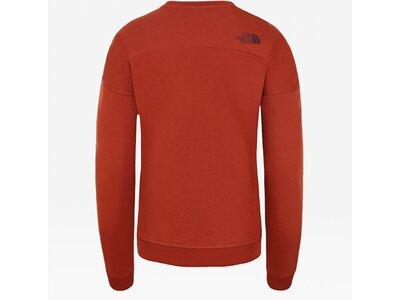 THE NORTH FACE Damen Sweatshirt DREPEAK CRE- EU Braun
