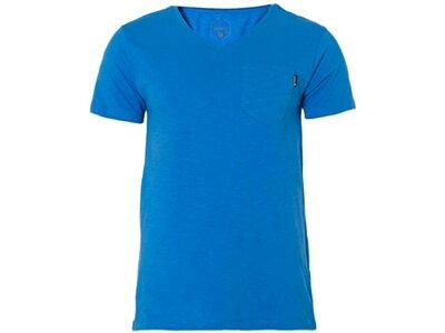 BRUNOTTI Herren Shirt Adrano Blau