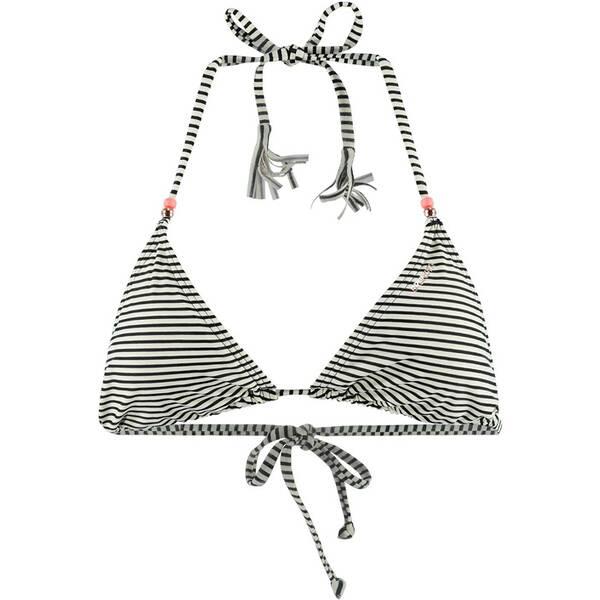 Bademode - BRUNOTTI Damen Bikinioberteil Santhia › Schwarz  - Onlineshop Intersport