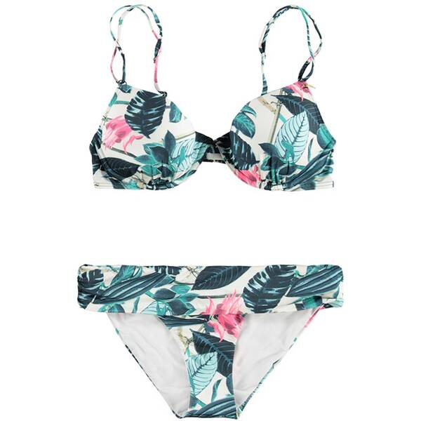 Bademode - BRUNOTTI Damen Bikini Moana › Blau  - Onlineshop Intersport