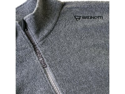 BRUNOTTI Herren Rolli Tenno Fleece Grau