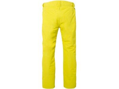 Herren Hose Gelb
