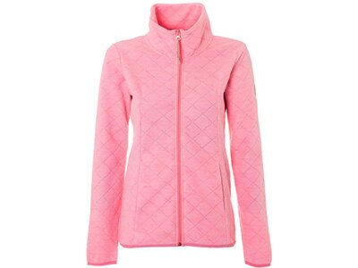 Damen Unterjacke Callisto Fleece Pink