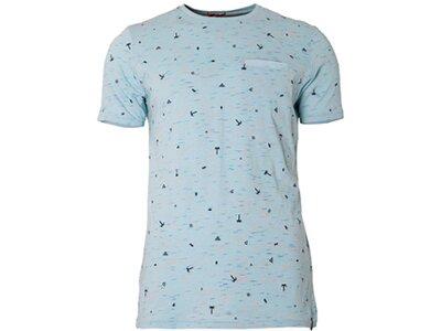 BRUNOTTI Herren Shirt Angus Blau