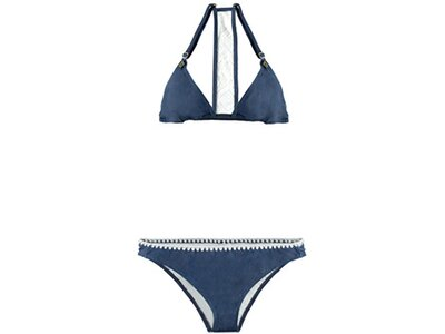 BRUNOTTI Damen Bikini Rosemary Blau