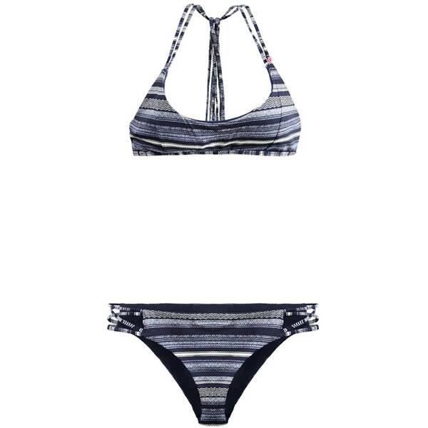 Bademode - BRUNOTTI Damen Bikini Linea › Blau  - Onlineshop Intersport