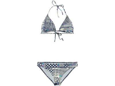 BRUNOTTI Damen Bikini Luyu Silber