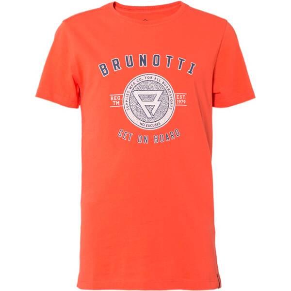 BRUNOTTI Kinder Shirt Warped