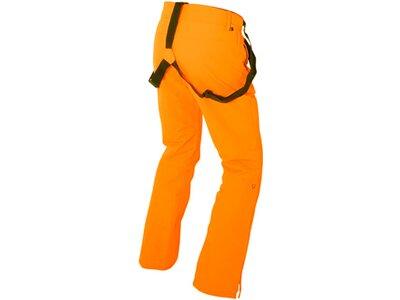 BRUNOTTI Herren Schneehose Footstrap W1819 Orange
