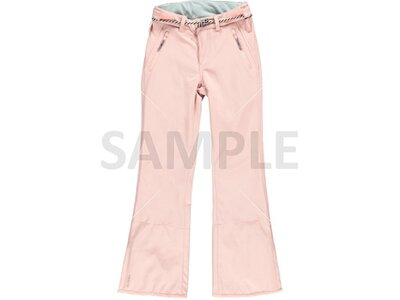 BRUNOTTI Kinder Softshell-Schneehose Tavorsy JR W1819 Pink