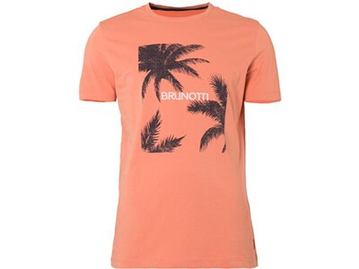 BRUNOTTI Herren T-Shirt Gus Orange