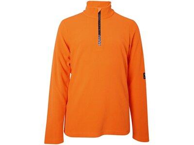 BRUNOTTI Tenno Herren Fleece Orange