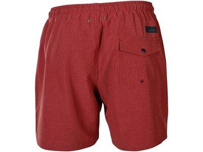BRUNOTTI Herren Shorts Volleyer Rot